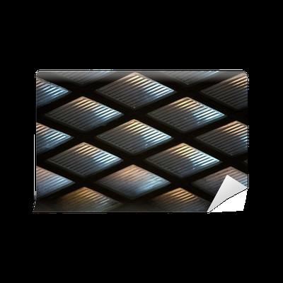Carta da parati texture soffitto in vetro pixers for Carta parati soffitto