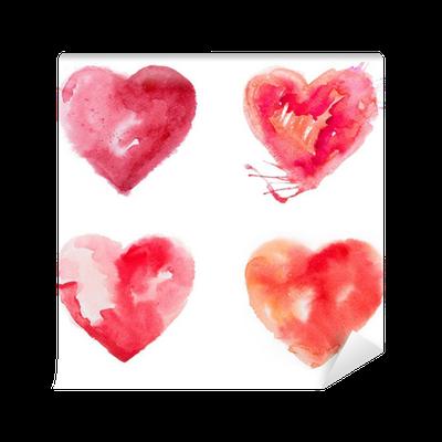 Saint Valentines Day Kalp Tasarım öğesi Sevimli Karakter Resimler