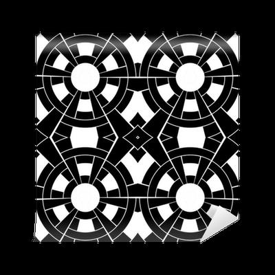 Fotomural azulejo pixers vivimos para cambiar for Azulejos pvc autoadhesivos