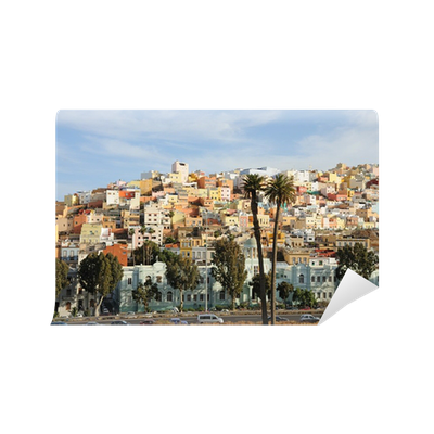 Fototapete Altstadt Von Las Palmas De Gran Canaria Spanien Pixers