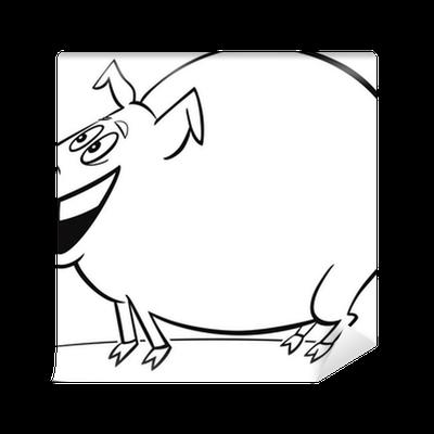 Ausgezeichnet Schwein Farbung Seite Zeitgenössisch - Ideen färben ...