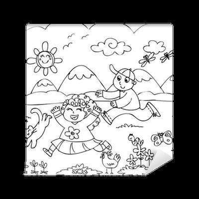 Ausgezeichnet Färbung In Spielen Für Kinder Zeitgenössisch - Ideen ...