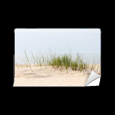 Fototapete gras und sand pixers wir leben um zu ver ndern - Fliesenaufkleber gras ...
