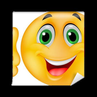 Smiley Daumen Nach Oben