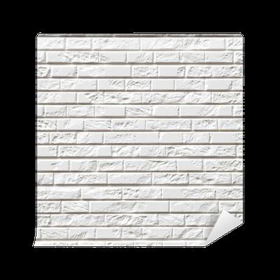 fototapete wei er beton oder zement moderne ziegel mauer hintergrund und textur pixers wir. Black Bedroom Furniture Sets. Home Design Ideas