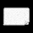 Fototapeta winylowa Chaotic czarne kropki na białym tle. Streszczenie Monochromatyczny bez szwu deseń.
