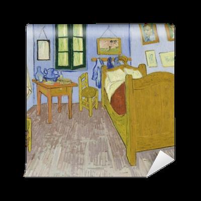 Fototapeta Vincent Van Gogh Sypialnia W Arles Pixers żyjemy By Zmieniać