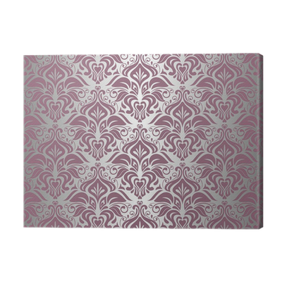 leinwandbild pink silver vintage tapete pixers wir. Black Bedroom Furniture Sets. Home Design Ideas