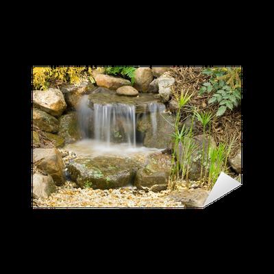 Naklejka Małe Wodospady Ogrodowe Pixers żyjemy By Zmieniać