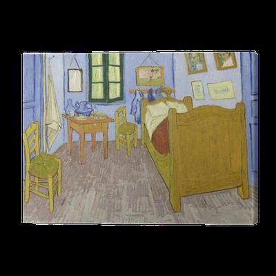 Obraz Na Płótnie Vincent Van Gogh Sypialnia W Arles Pixers żyjemy By Zmieniać