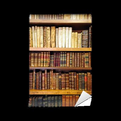 papier peint biblioth que biblioth que livres anciens pixers nous vivons pour changer. Black Bedroom Furniture Sets. Home Design Ideas