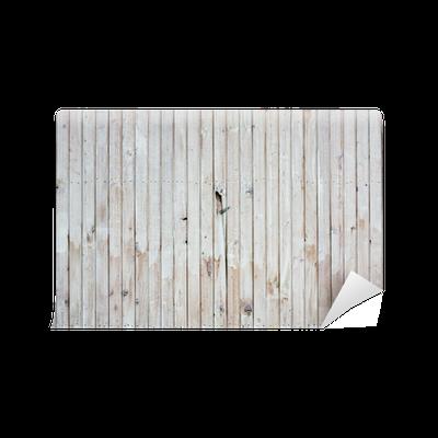 Papier peint bois blanc planches vieux fond de mur for Planche en bois blanc