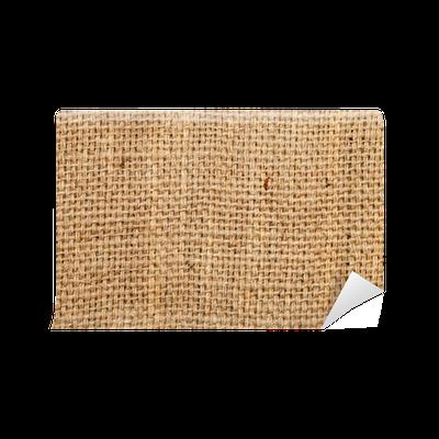 Papier peint contexte de la toile de jute toile de jute sac tissu grossier fait de pixers - Toile de jute castorama ...