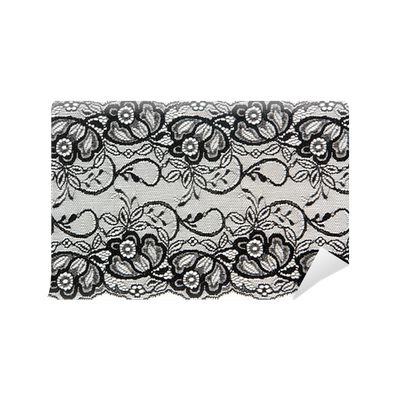 papier peint dentelle noir pixers nous vivons pour changer. Black Bedroom Furniture Sets. Home Design Ideas