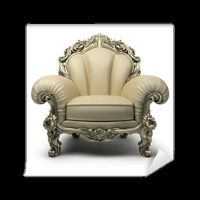 papier peint fauteuil de luxe pixers nous vivons pour. Black Bedroom Furniture Sets. Home Design Ideas