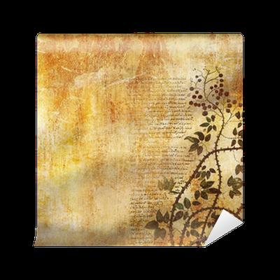 Papier Peint Page Antique De Livre Ancien Pixers Nous Vivons Pour Changer