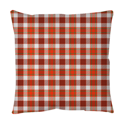 Red Checkered Tablecloth Style Traditional Rural Pattern