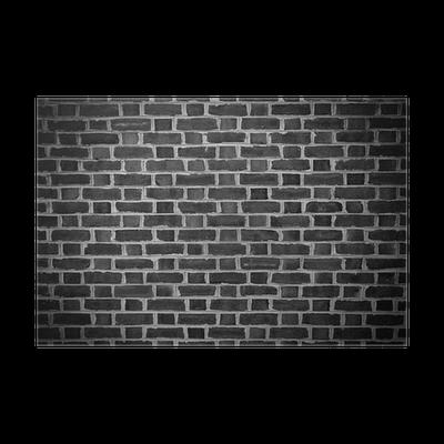 c4c390fc20fa7 Plakat Retro czarny tle ceglanego muru - Archiwalne tła • Pixers® • Żyjemy  by zmieniać
