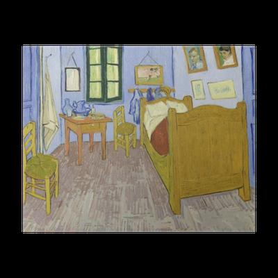 Plakat Vincent Van Gogh Sypialnia W Arles Pixers żyjemy By Zmieniać