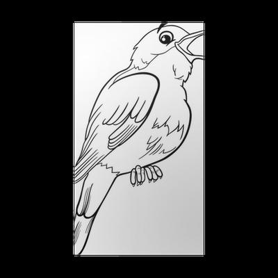 Fein Große Vogel Malvorlagen Ideen - Ideen färben - blsbooks.com