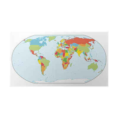 World map actual new version with south sudan poster pixers world map actual new version with south sudan poster pixers we live to change gumiabroncs Image collections