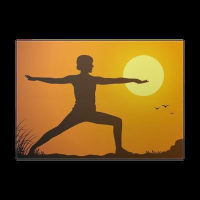 Yoga Poster Pixers 174 We Live To Change