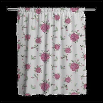 Seamless Fl Pattern Rose Flowers