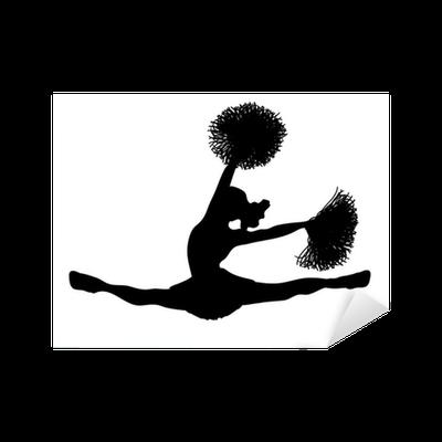 Анимации рюкзак, черлидинг картинки черно белые