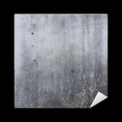 sticker ciment texture du mur fond b ton brut pixers nous vivons pour changer. Black Bedroom Furniture Sets. Home Design Ideas
