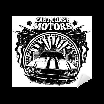 East Coast Motors >> East Coast Motors Sticker Pixers We Live To Change