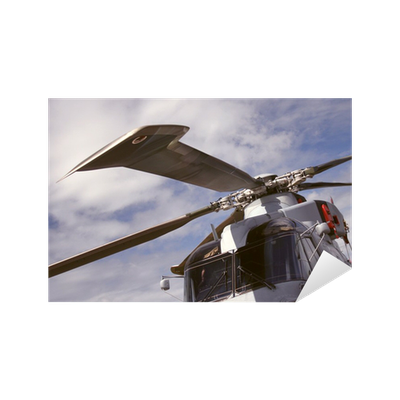 Helicopter Sticker • Pixers® • We live to change