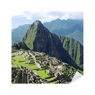 Machu Picchu Near Cusco Peru Sticker Pixers 174 We Live