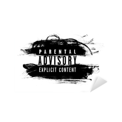 Parental Advisory Label Sticker Pixers 174 We Live To Change