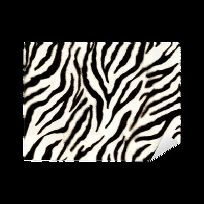 Peau de z bre sticker pixers we live to change - Peau de zebre ...