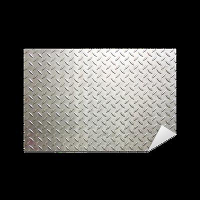 sticker plaque acier antid rapant stri stries pixers nous vivons pour changer. Black Bedroom Furniture Sets. Home Design Ideas