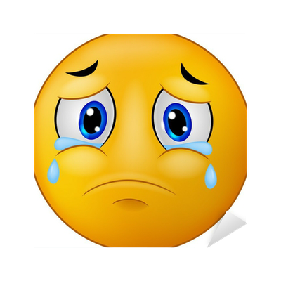 Sad Smiley Emoticon Sticker Pixers 174 We Live To Change