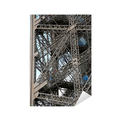 tour eiffel sticker pixers we live to change. Black Bedroom Furniture Sets. Home Design Ideas