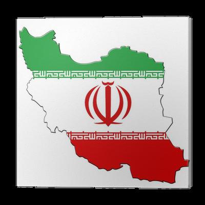 drapeau d iran