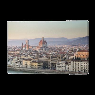 Tableau sur toile Firenze • Pixers® - Nous vivons pour changer
