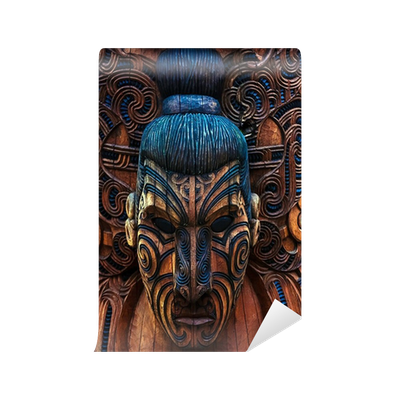 Maori Totem Wall Mural • Pixers® • We Live To Change. Banner Maker Near Me. Classicaquarius Signs Of Stroke. Facial Droop Signs. Christmas Special Logo. Max Banners. Mother Child Logo. Half Logo. Eating Signs