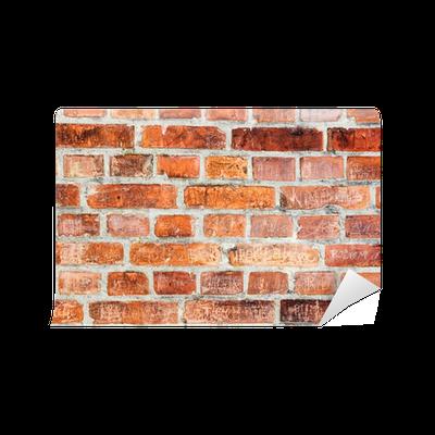 Welcome CGSignLab Ghost Aged Brick Premium Acrylic Sign 16x16