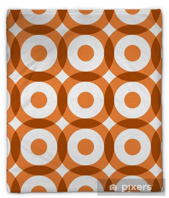 Pluche deken Herhalende geometrische naadloze patroon. vectorillustratie - Grafische Bronnen