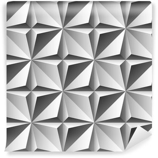 Vinil Duvar Kağıdı Dağlama seamless pattern