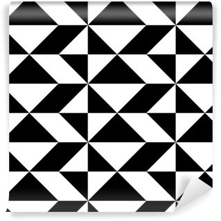 Vinil Duvar Kağıdı Dikişsiz Ambalaj Kağıt Tasarımı. Özet Modern Geometrik Arkaplan