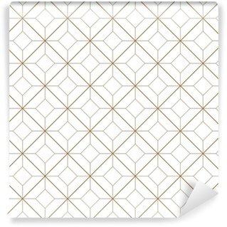 Vinil Duvar Kağıdı Geometrik Arka Plan deseni