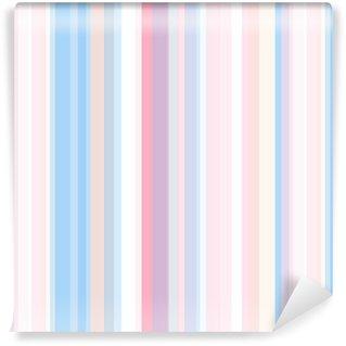 Vinil Duvar Kağıdı Özet çizgili renkli arka plan