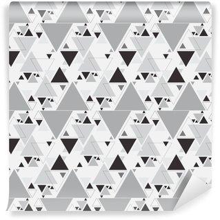 Triángulo abstracto sin patrón. Fondo de triángulo