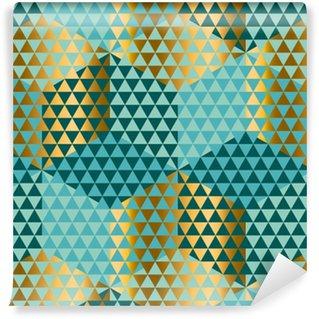 papiers peints motifs turquoise pixers nous vivons pour changer. Black Bedroom Furniture Sets. Home Design Ideas