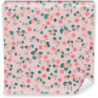 Papiers Peints A Motifs Liberty Flowers Pixers Nous Vivons Pour