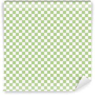 background seamless pattern gingham tablecloth Self-adhesive Custom-made Wallpaper